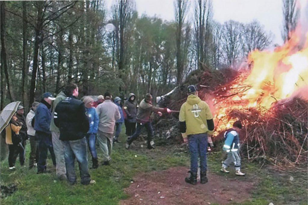 Neukirchener Dorfleben